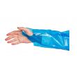 Нарукавник HACCPER Safegrip, 460*220 мм, синий, 100 мкм