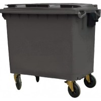 Мусорный контейнер на колесах, 660 л