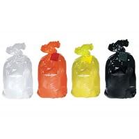 Пакеты со стяжками для медицинских отходов