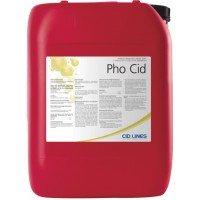 ФО СИД /PHO CID/ Кислотное беспенное средство для CIP-мойки техоборудования и удаления стойких загрязнений (25 кг)