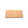 Абразивная губка FBK, примеси 24%, очень мягкая, 250х120 мм