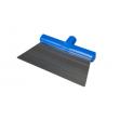 Скребок FBK для пола, нержавеющая сталь, 280х110 мм