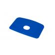Скребок FBK для теста с отверстием, прямоугольный, 146 х 98