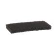 Пад абразивный Vikan, жёсткий ворс (1упак.=10шт.), 245 мм