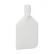 Скребок-лопата Vikan жесткий, белый цвет, 220 мм