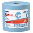 Протирочный материал в рулонах WypAll X60 голубой (1 рулон 1100 листов)